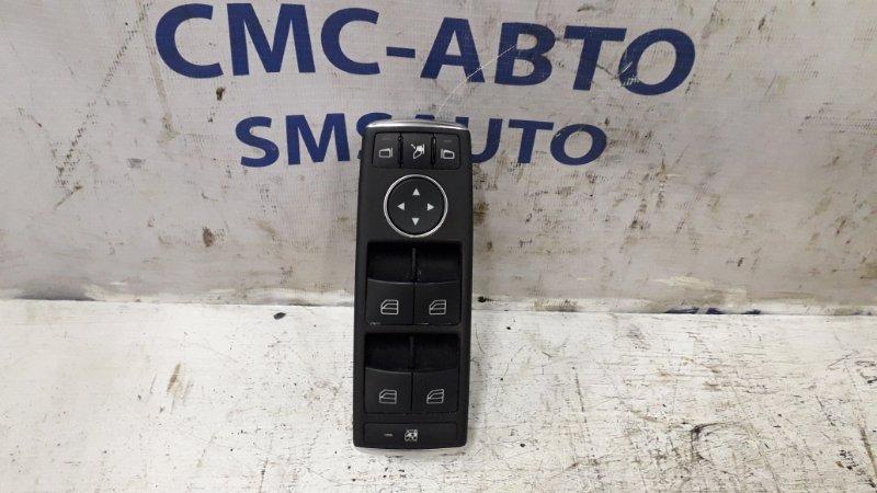 Блок управления стеклоподъемника Mercedes C-Klasse W204 1.8Т 2008 передний