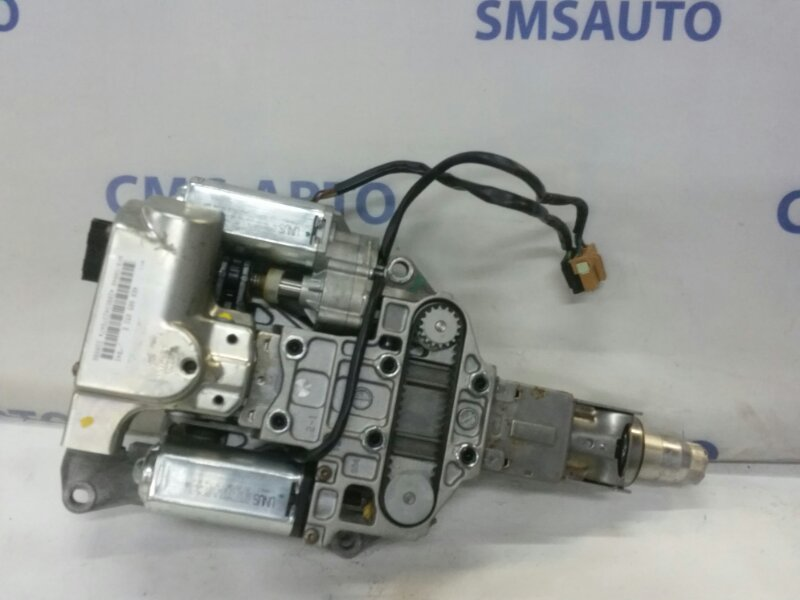 Колонка рулевая Audi A8 S8 5.2