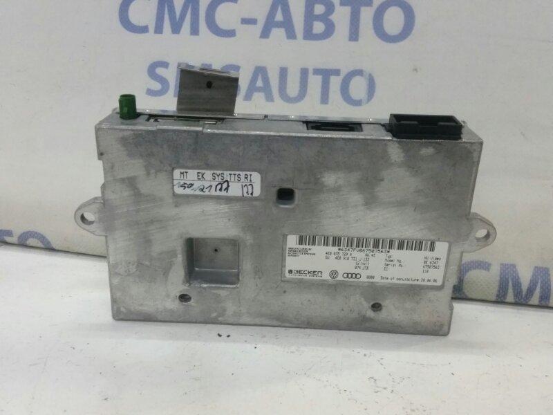 Блок интерфейс Audi A8 S8 5.2