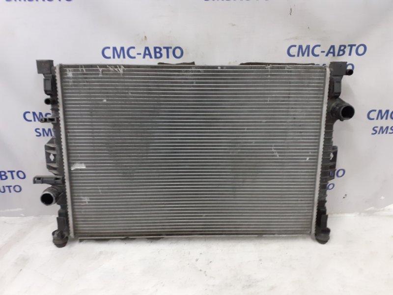 Радиатор охлаждения двс Volvo S80 С80 2.5T 2008