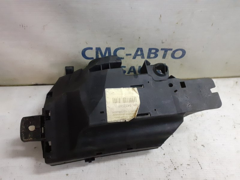 Нижняя секция блока управления двигателем S60 XC70 V70 S80 XC90