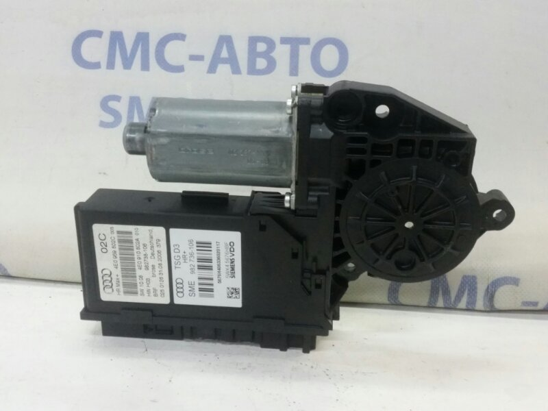 Моторчик стеклоподъемника Audi A8 S8 5.2 задний