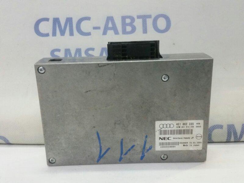 Блок интерфейс Audi A6 C6 3.2 2005