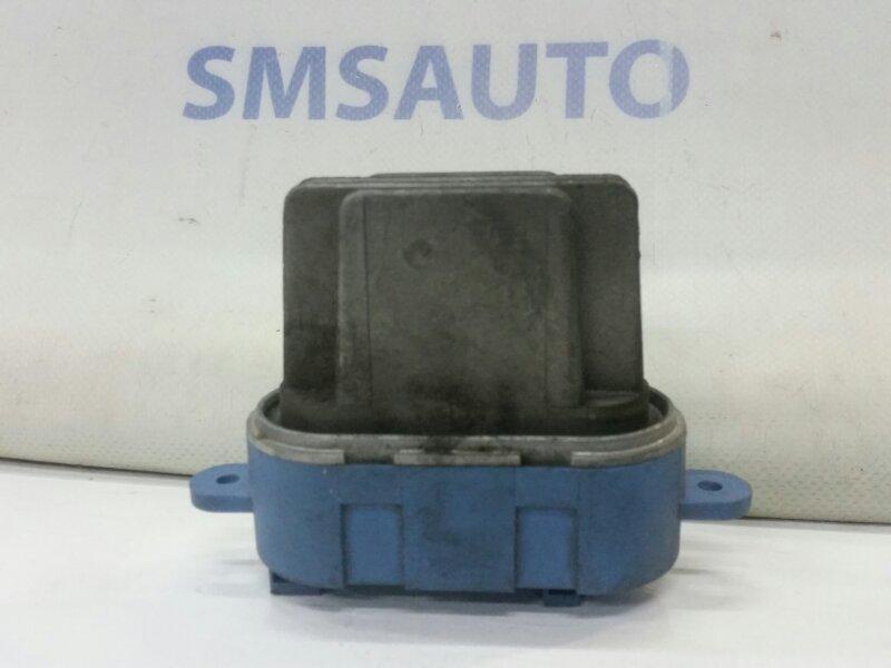 Резистор отопителя Volkswagen Touareg 3.6FSI BHK