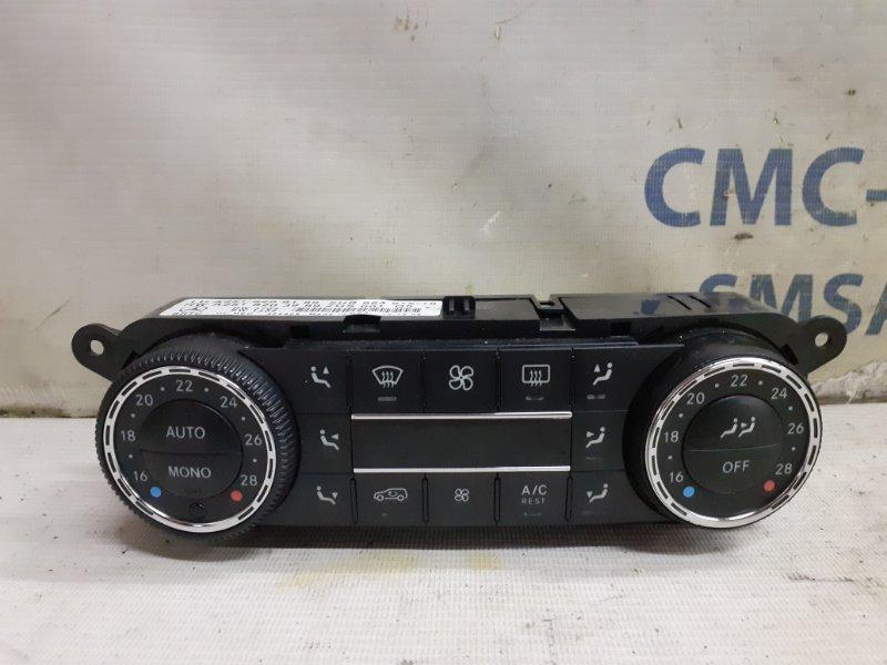 Блок управления климатом Mercedes R-Klasse W251