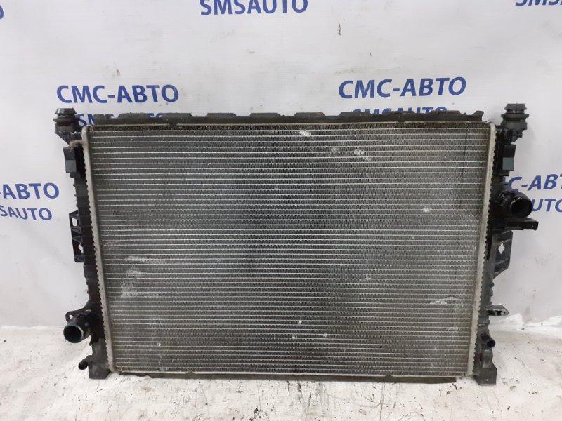 Радиатор охлаждения двс Volvo Xc60 ХС60 3.0T