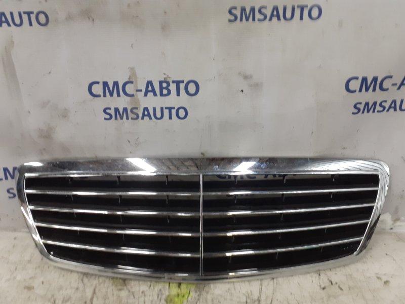 Решетка радиатора Mercedes S-Klasse W220 3.7