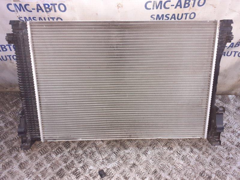 Радиатор охлаждения двс Mercedes C-Klasse W204