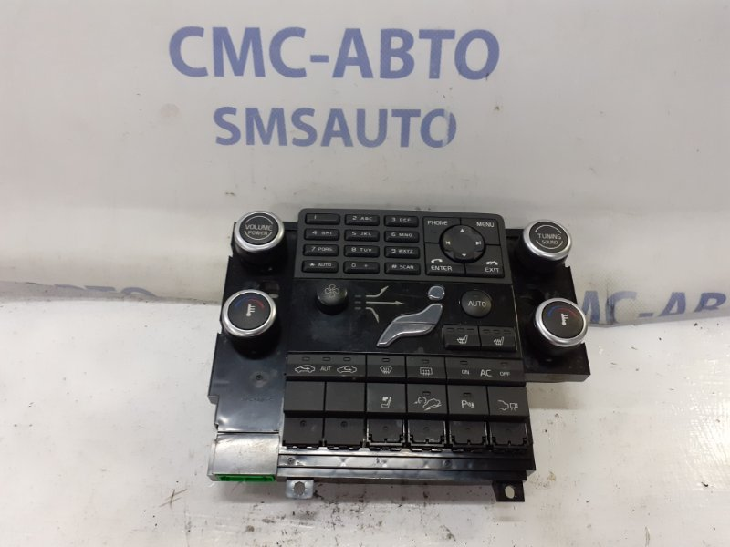 Блок управления климатом Volvo Xc60 ХС60 3.0T
