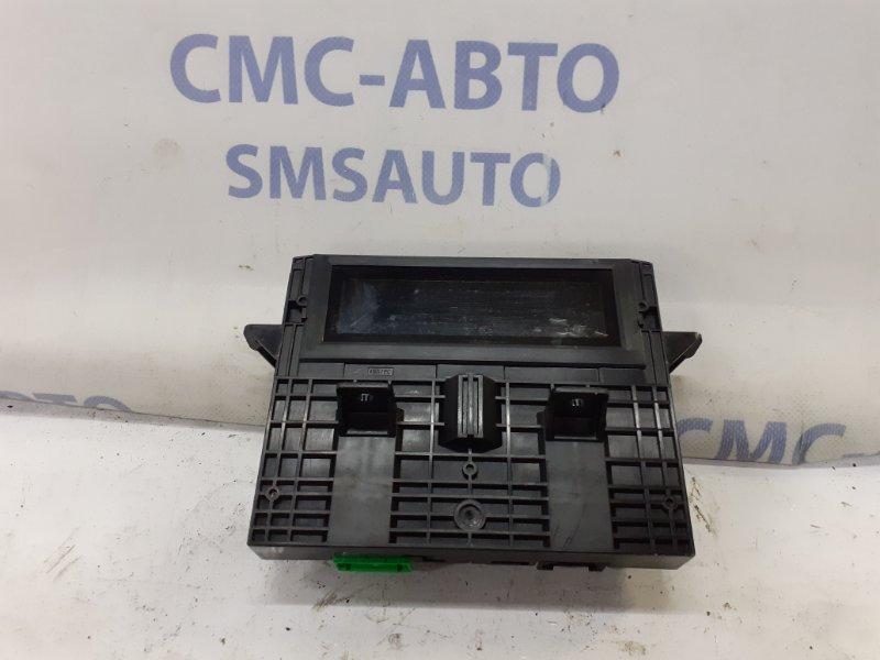 Дисплей информационный Volvo Xc60 ХС60 3.0T