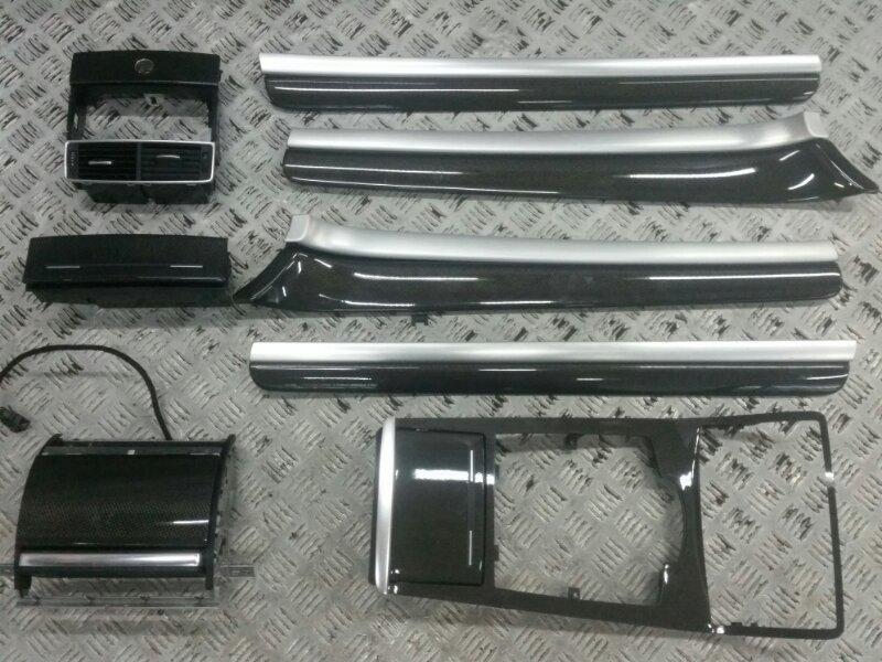 Карбоновые накладки салона Audi A8 S8 5.2