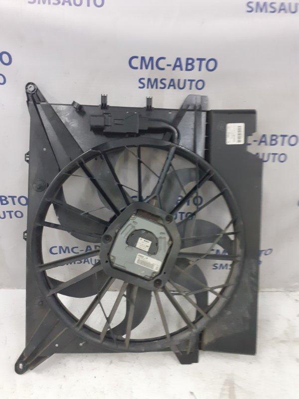 Вентилятор системы охлаждения Volvo Xc90 ХС90 2.5T 2003