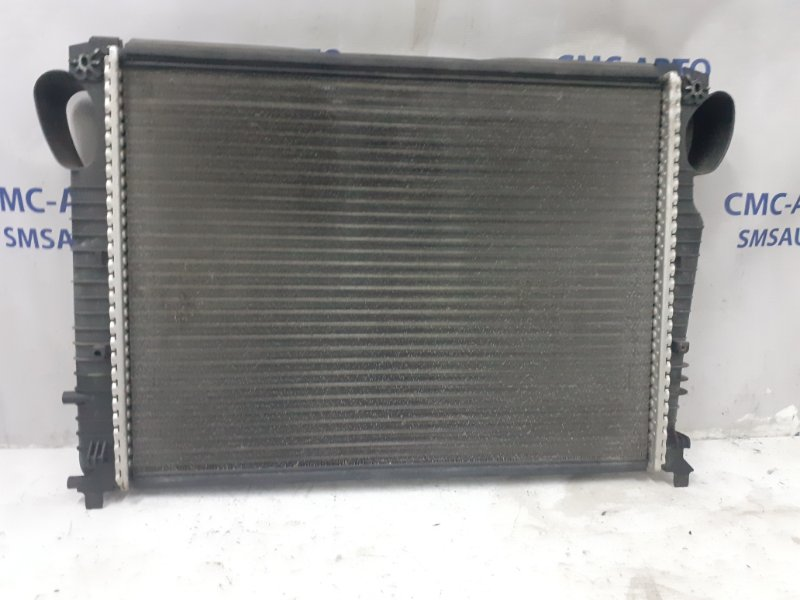 Радиатор охлаждения двс Mercedes S-Klasse W220 3.7