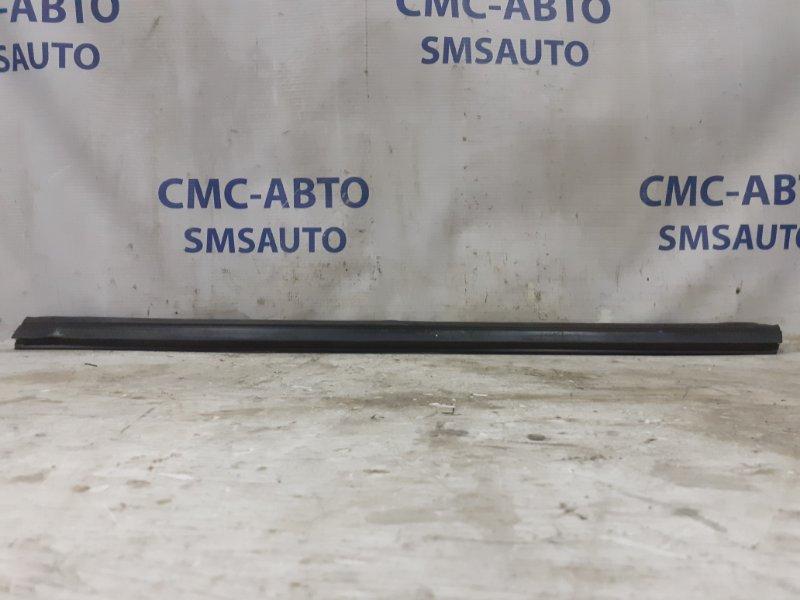 Молдинг стекла двери Volvo Xc60 ХС60 3.0T передний