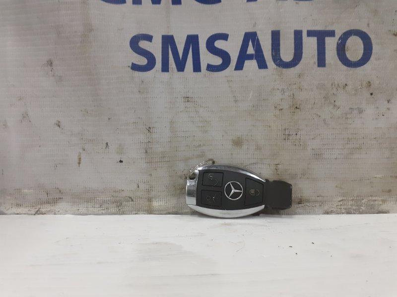 Ключ зажигания Mercedes C-Klasse W204