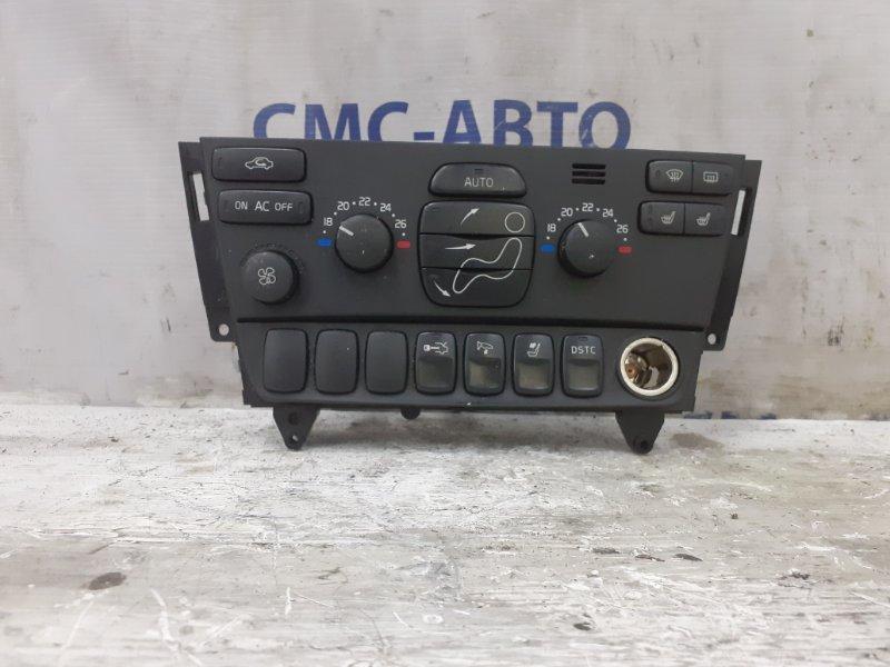 Блок управления климатом Volvo S60 С60 2.4 2005