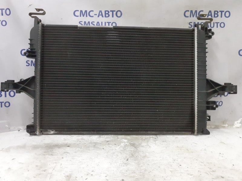 Радиатор охлаждения двс Volvo S60 С60 2.4 2005
