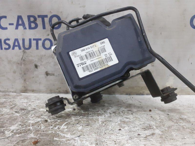 Блок abs Volkswagen Tiguan 2.0T