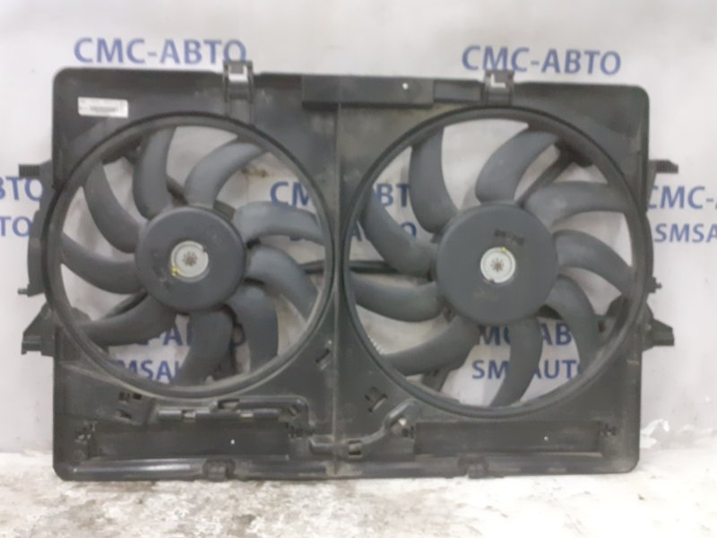 Вентилятор системы охлаждения Audi Q5 2.0T