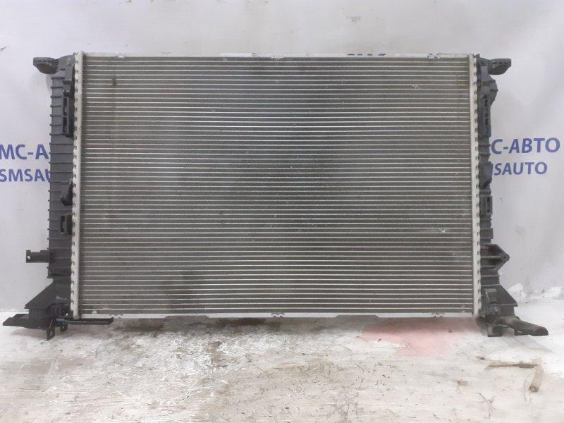 Радиатор охлаждения двс Audi Q5