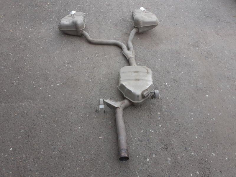 Глушитель Audi Q5