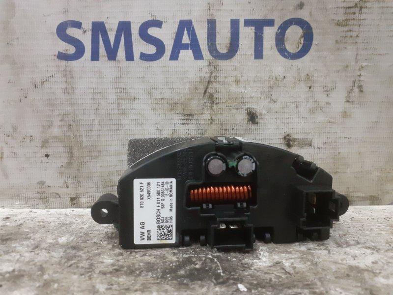 Резистор отопителя Audi Q5 2.0T