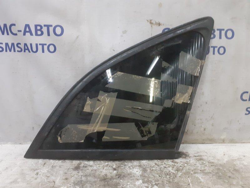 Форточка Audi Q5 задняя левая