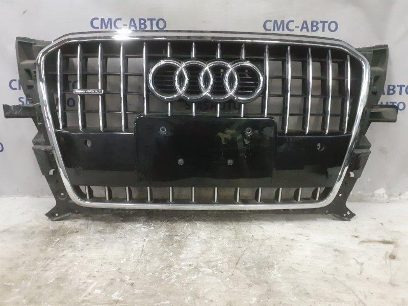 Решетка капота Audi Q5 передняя