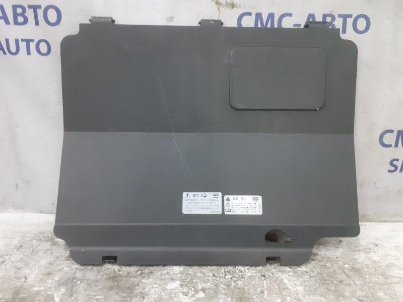 Обшивка багажника Audi Q5