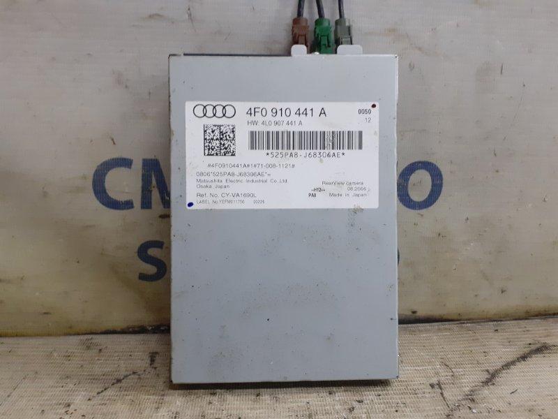 Блок управления air bag Audi Allroad C6 3.2