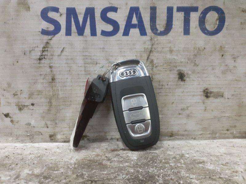 Ключ зажигания Audi Q5