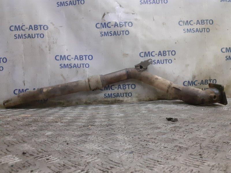 Приемная труба глушителя Audi Allroad C5 2.7T