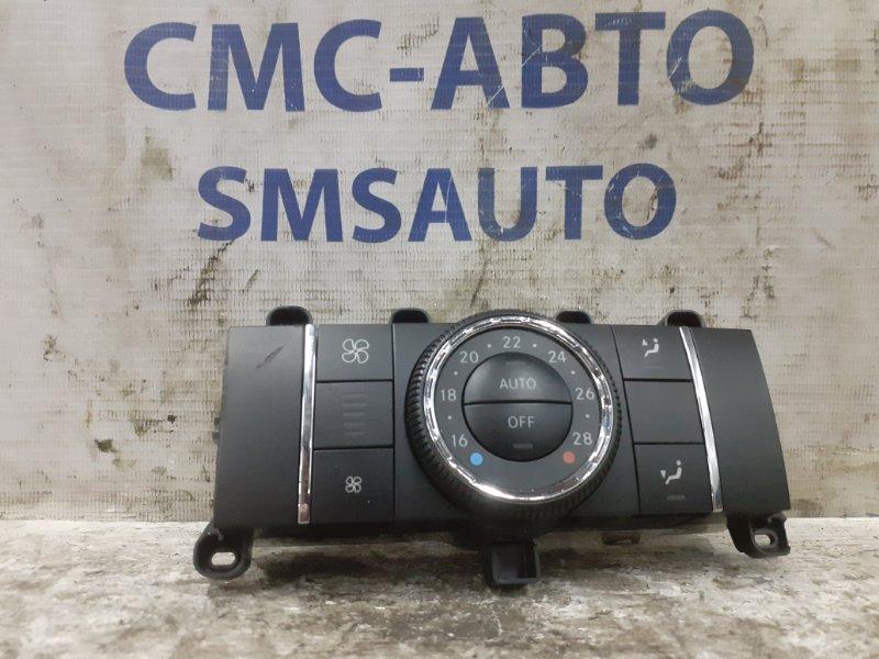 Блок управления климатом Mercedes R-Klasse W251 задний