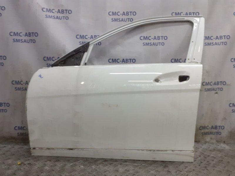 Дверь Mercedes C-Klasse W204 передняя левая