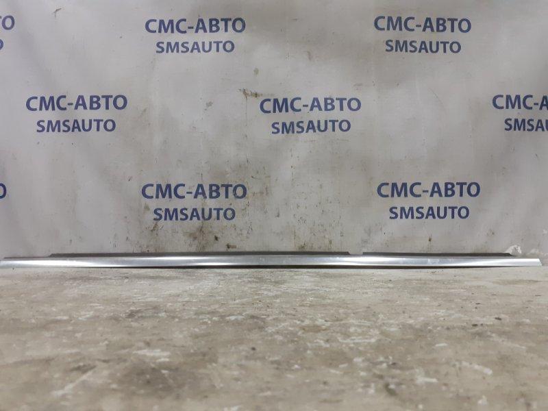 Молдинг стекла двери Mercedes E-Klasse W212 задний левый