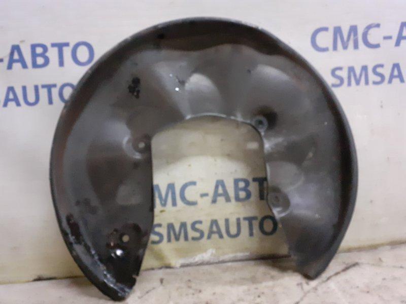 Пыльник тормозного диска Audi Allroad C6 3.2 задний правый