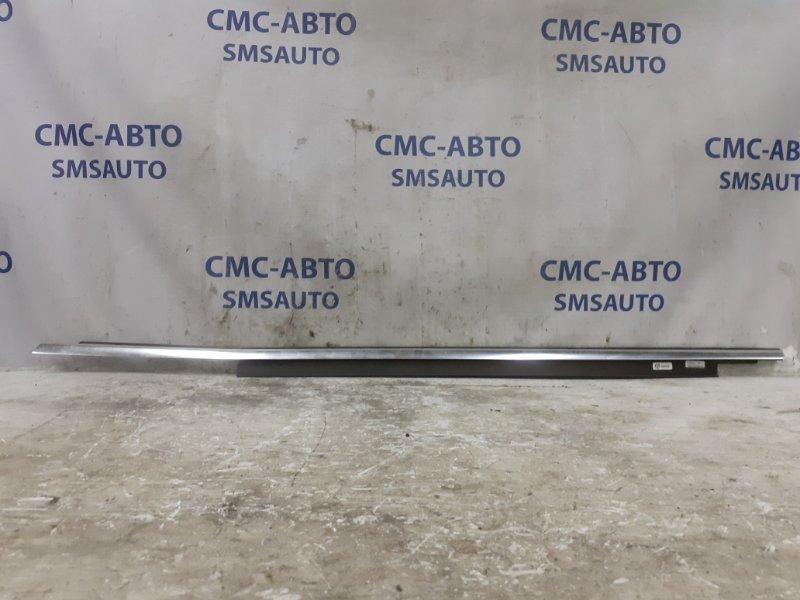 Молдинг стекла двери Audi Q5 передний левый