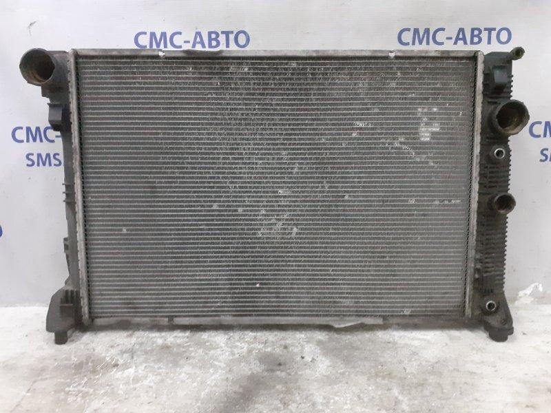 Радиатор охлаждения двс Mercedes E-Klasse W212