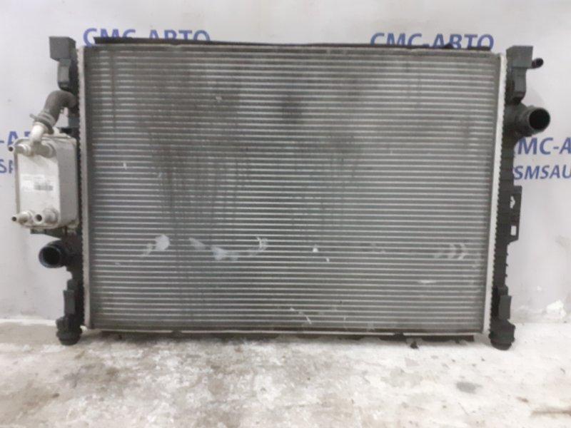 Радиатор охлаждения двс Volvo Xc60 ХС60 2.0T