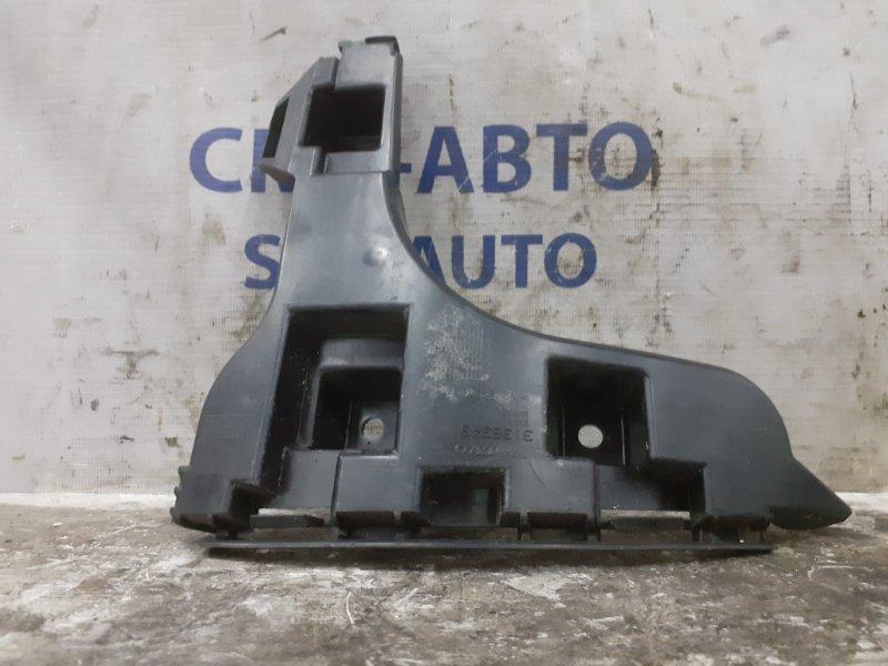 Кронштейн бампера под фонарь Volvo Xc60 ХС60 2.0T передний левый