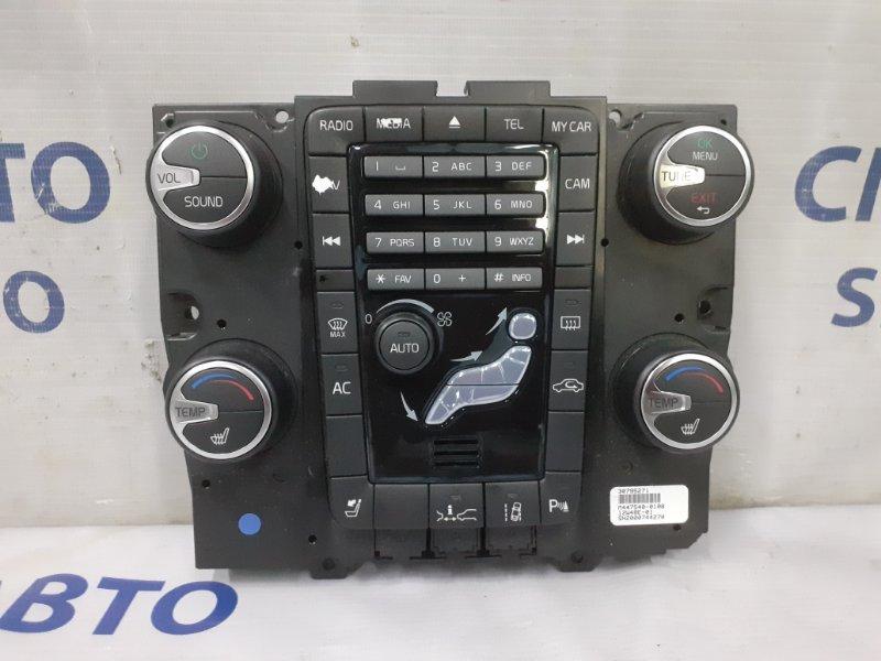 Блок управления климатом Volvo Xc60 ХС60 2.0T передний