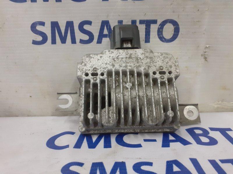 Блок управления бензонасосом Volvo Xc60 ХС60 2.0T