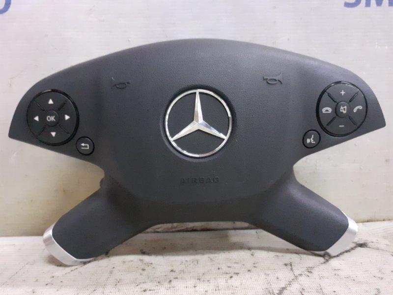 Подушка безопасности водителя Mercedes E-Klasse W212 3.5