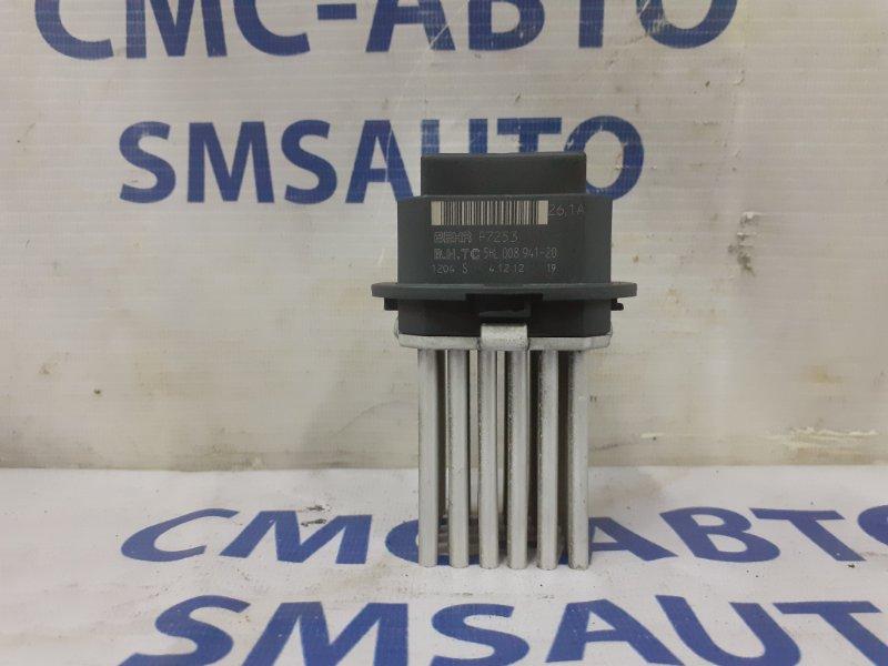Резистор отопителя Volvo Xc60 ХС60 2.0T