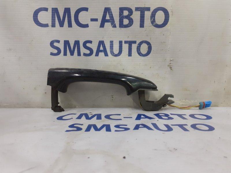 Ручка двери наружная Volvo Xc60 ХС60 2.0T передняя левая