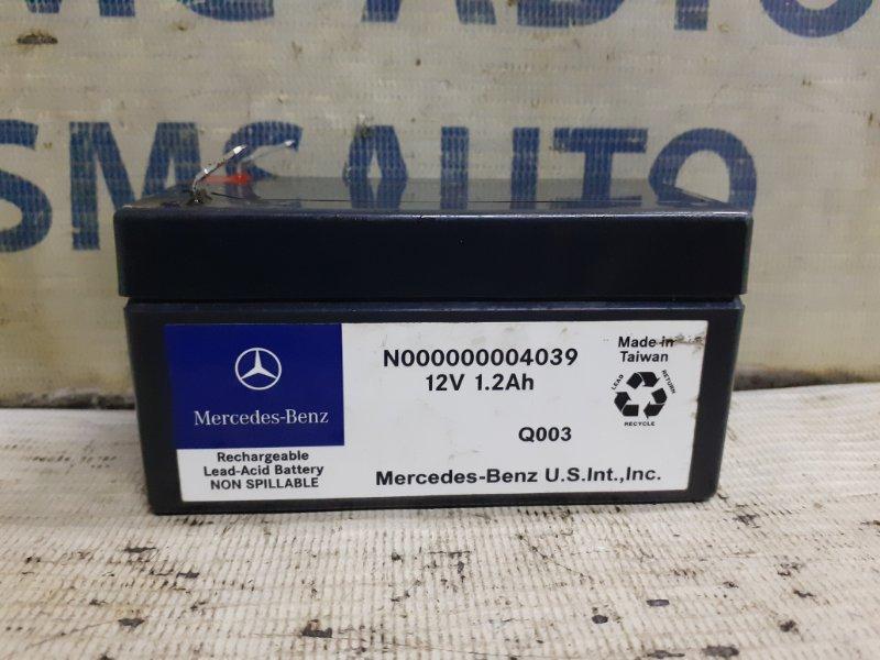 Акб Mercedes E-Klasse W212 3.5