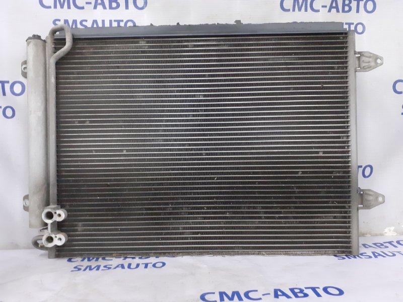 Радиатор кондиционера Volkswagen Passat B6 2.0 BVY 2006 передний