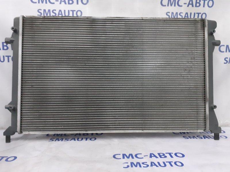 Радиатор охлаждения двс Volkswagen Passat B6 2.0 BVY 2006