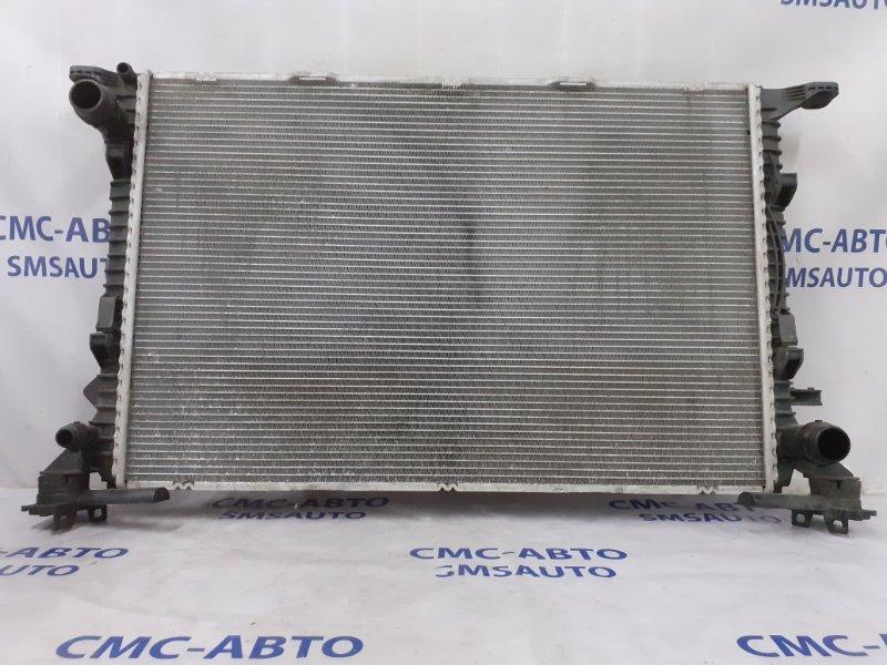 Радиатор охлаждения двс Audi A6 C7 2.8 2011 передний