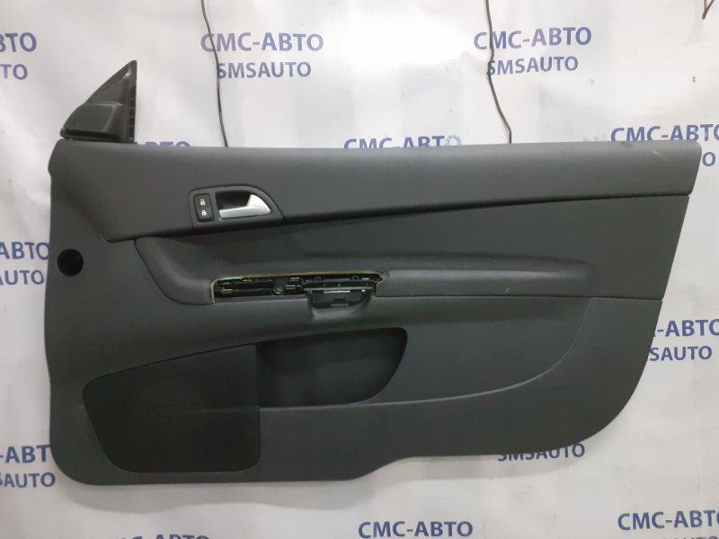 Обшивка двери Volvo C30 С30 2.0 2010 передняя правая